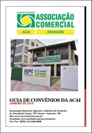 Guia de Convênios - Novembro / 2014
