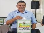 Roberto Campos é eleito o 17º Presidente